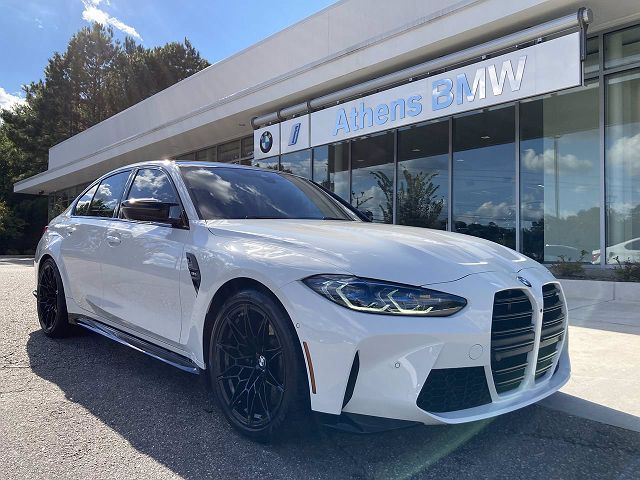2021 BMW M3 Base