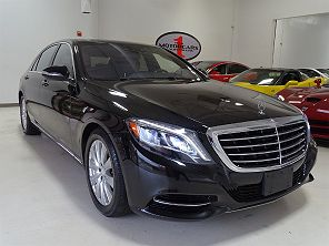 Image of Used 2014 Mercedes-Benz S-class S 550