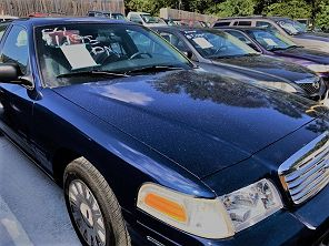 Image of Used 2004 Ford Crown Victoria Police Interceptor