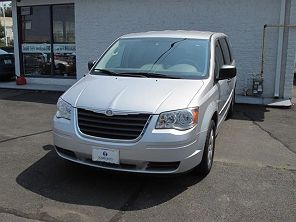 Image of Used 2008 Chrysler Town & Country LX