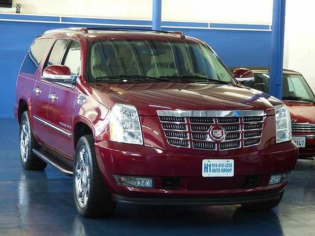 2008 Cadillac Escalade ESV Luxury