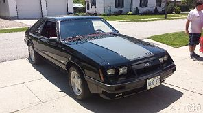 Image of Used 1985 Ford Mustang GT