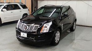 Image of Used 2015 Cadillac SRX Luxury