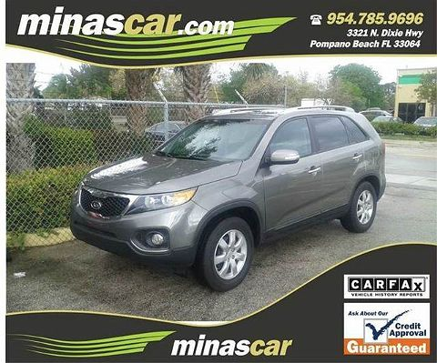 Image of Used 2011 Kia Sorento LX