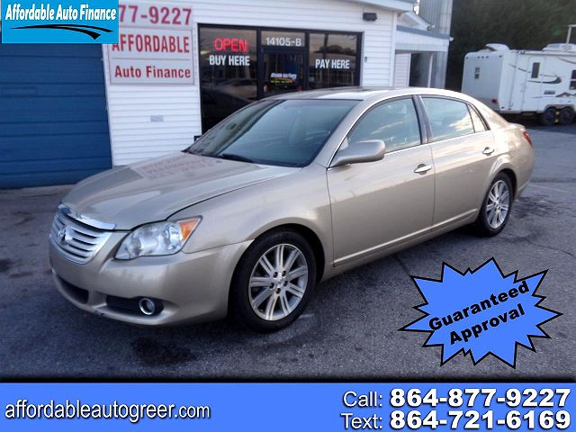 2009 Toyota Avalon Limited Edition