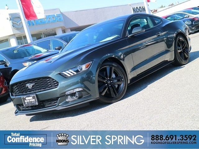 2015 Ford Mustang  Premium
