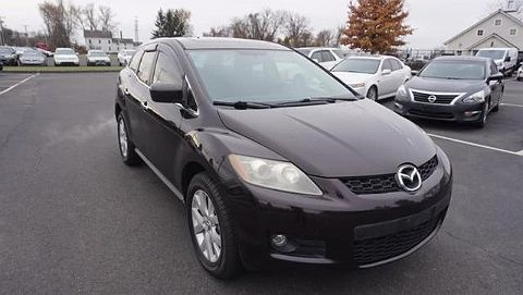 Image of Used 2007 Mazda CX-7 Grand Touring