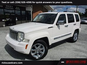 Image of Used 2008 Jeep Liberty Limited Edition