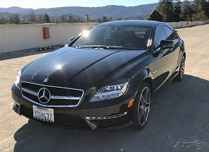 Image of Used 2014 Mercedes-Benz CLS-class 63 AMG