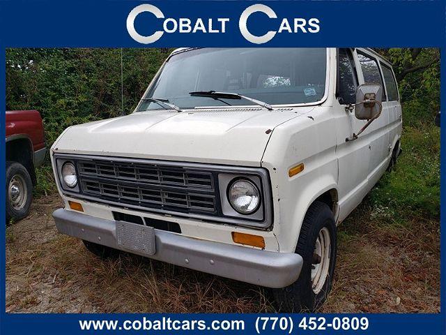 1977 Ford Econoline E-150