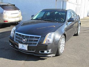 Image of Used 2009 Cadillac CTS