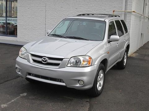 Image of Used 2005 Mazda Tribute s