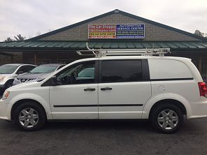 Image of Used 2012 Ram C/V Tradesman