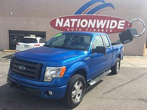 Image of Used 2010 Ford F-150 STX