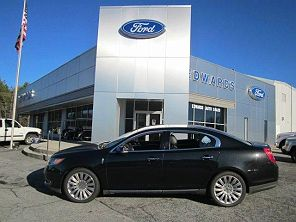 Image of Used 2013 Lincoln MKS