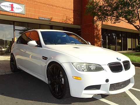 Image of Used 2009 BMW M3