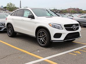 Image of New 2018 Mercedes-AMG GLE43 Coupe 4Matic / GLE63 S Coupe 4Matic 43 AMG