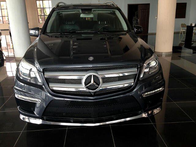 2013 Mercedes-Benz GL-Class GL 550