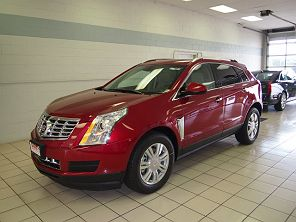 Image of New 2016 Cadillac SRX Luxury