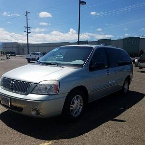 Image of Used 2005 Mercury Monterey Premier