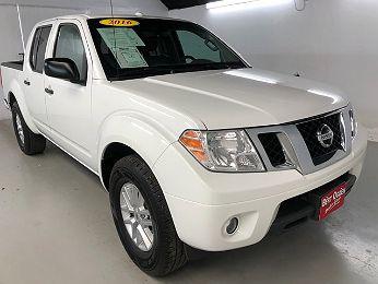 2016 Nissan Frontier SV en venta en Edinburg, TX Image