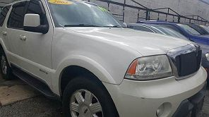 Image of Used 2003 Lincoln Aviator Luxury