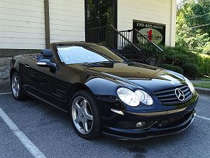 Image of Used 2003 Mercedes-Benz SL55 AMG AMG SL 55