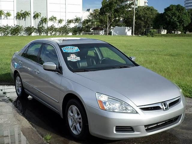 2006 Honda Accord EXL