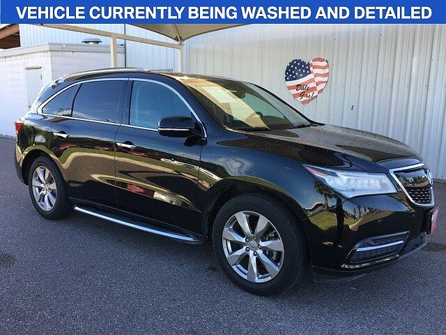 2016 Acura MDX Advance