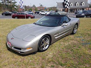 Chevrolet Corvette 2001