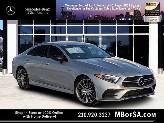 2021 Mercedes-Benz CLS 53 AMG