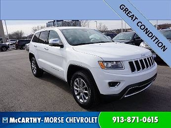 2015 Jeep Grand Cherokee Limited Edition en venta en Olathe, KS Image