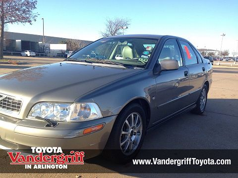 Image of Used 2004 Volvo S40