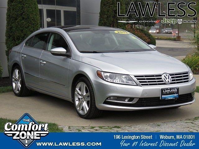 2013 Volkswagen CC Luxury