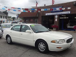 Image of Used 2004 Buick LeSabre Limited Edition