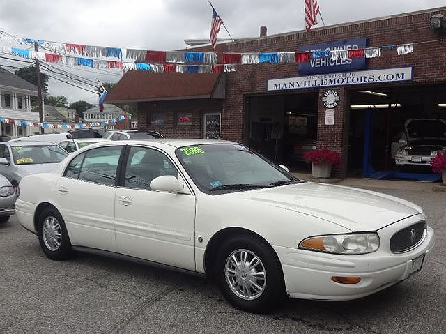 2004 Buick LeSabre Limited Edition
