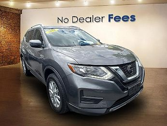 2018 Nissan Rogue SV en venta en Woodside, NY Image