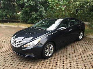 2012 HYUNDAI SONATA LIMITED EDITION
