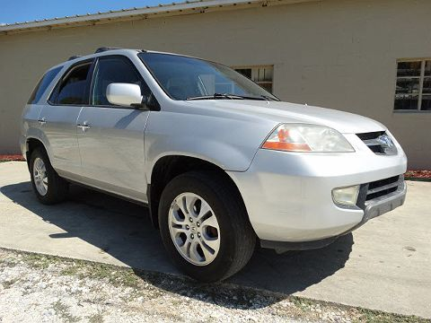 Image of Used 2003 Acura MDX Touring