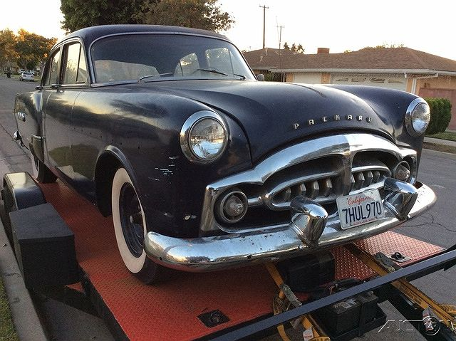 1952 Packard Patrician 400