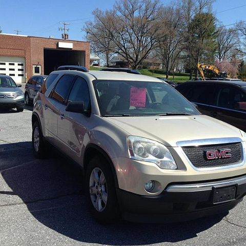 Image of Used 2007 GMC Acadia SLE