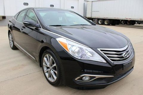 Image of Used 2017 Hyundai Azera Base
