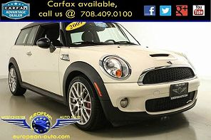 Image of Used 2009 Mini Cooper Clubman JCW John Cooper Works