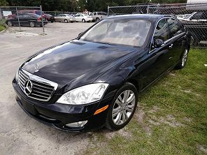 Image of Used 2008 Mercedes-Benz S-class S 550