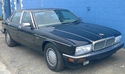 1992 Jaguar XJ Vanden Plas