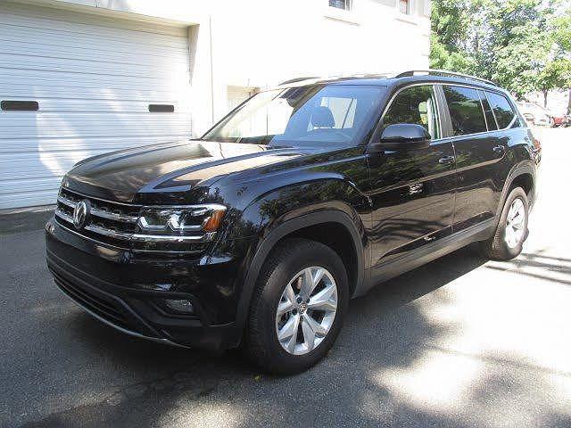 2018 Volkswagen Atlas SE w/Technology