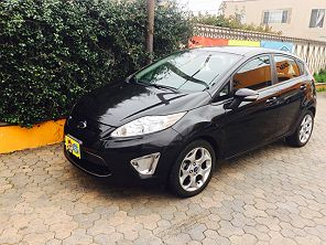 Image of Used 2012 Ford Fiesta SES