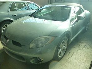 Image of Used 2007 Mitsubishi Eclipse GS