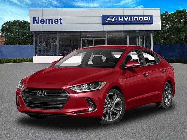 2018 Hyundai Elantra Limited Edition