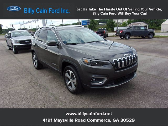 2021 Jeep Cherokee Limited Edition